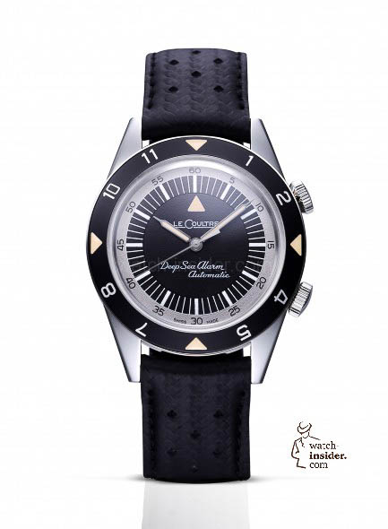 "Jaeger-LeCoultre ""Memovox Tribute to Deep Sea"""