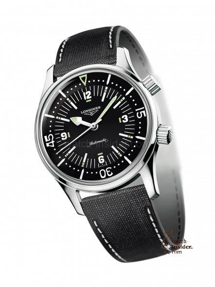 "Longines ""Legend Diver Watch"""