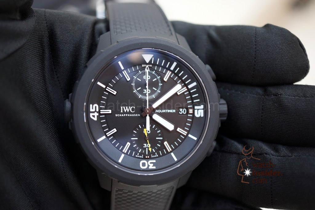 "IWC Aquatimer Chronograph Edition ""Galapagos Islands"""