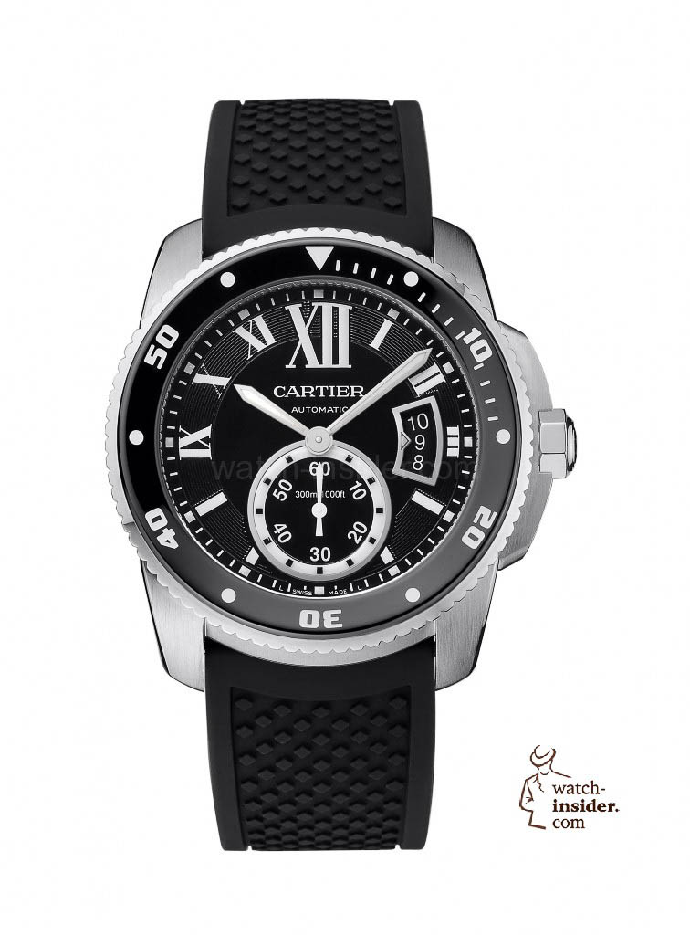 Cartier Calibre de Cartier Diver