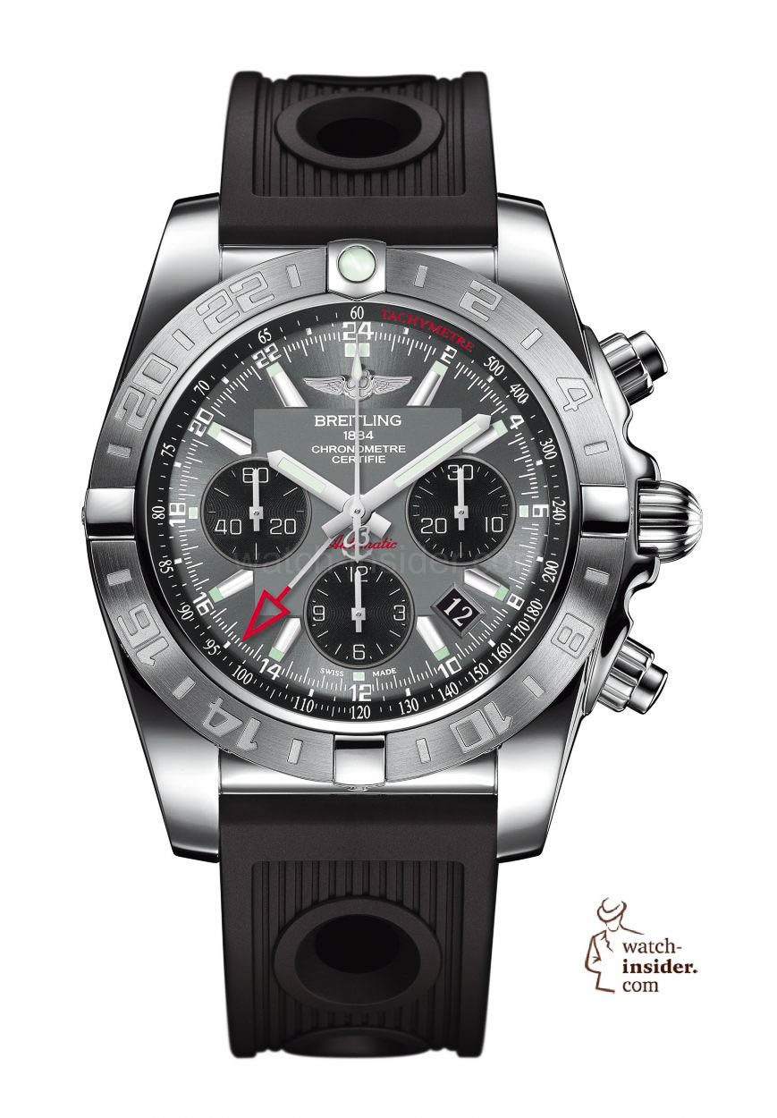 Breitling Chronomat 44 Gmt Watch Insider Com