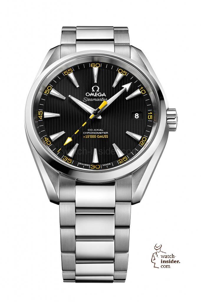 Omega Seamaster Aqua Terra > 15.000 Gauss