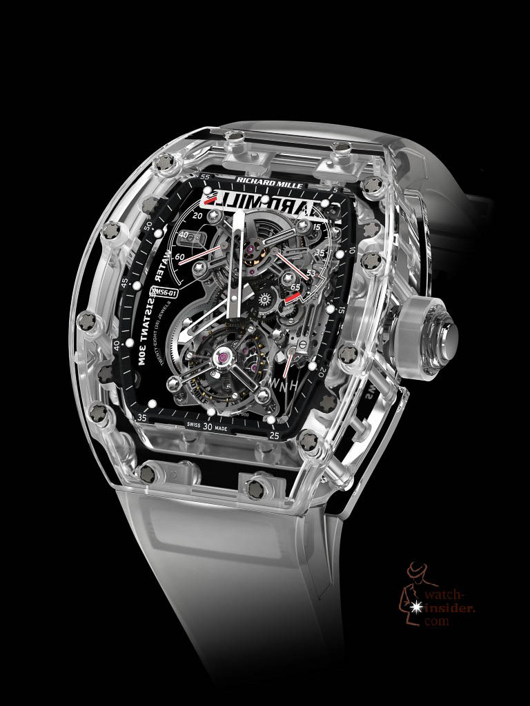 Richard Mille RM 56-01 Tourbillon Sapphire