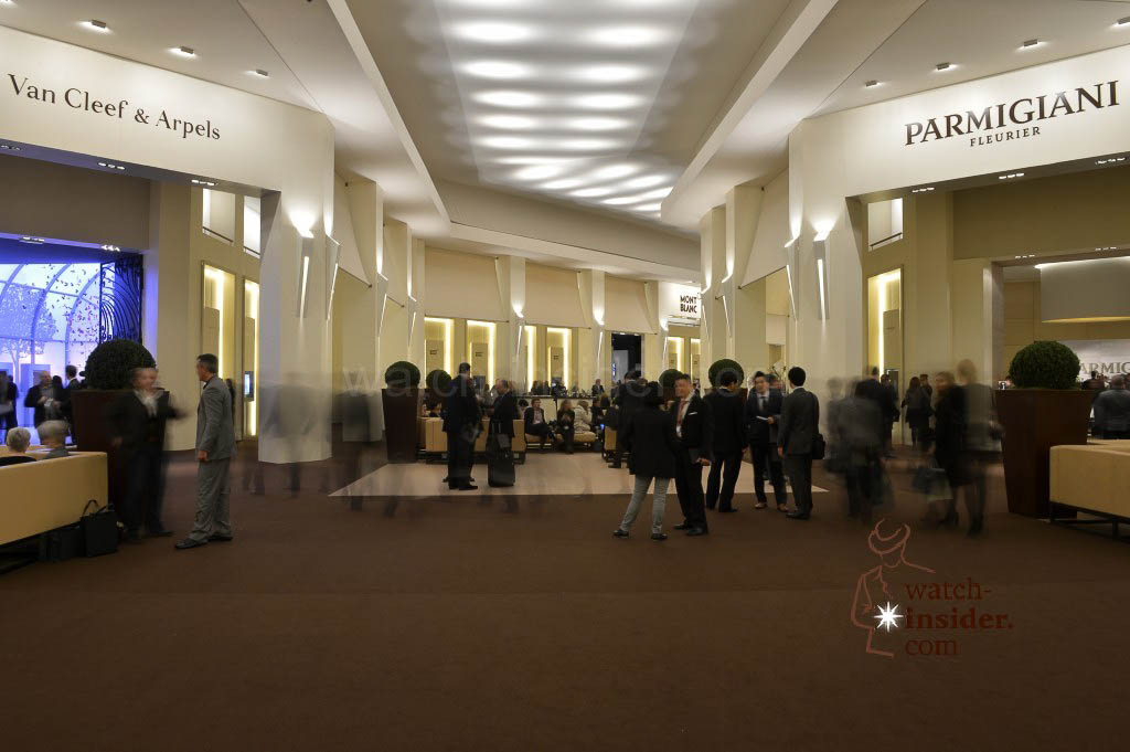 Some facts about the Salon International de la Haute Horlogerie ...