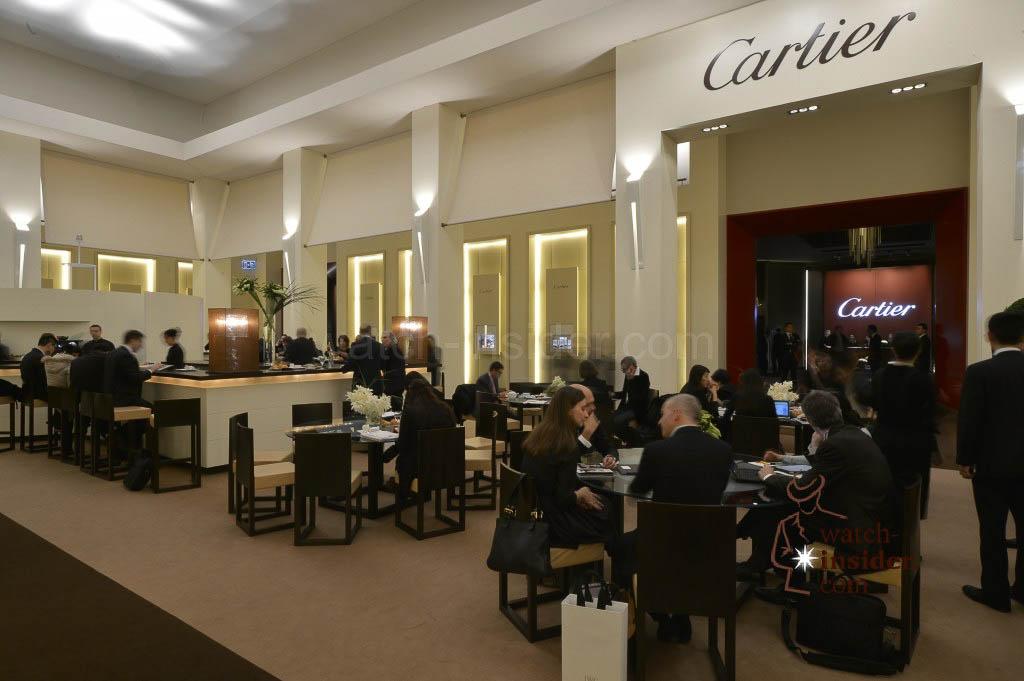 Some facts about the salon international de la haute for Salon de la haute horlogerie