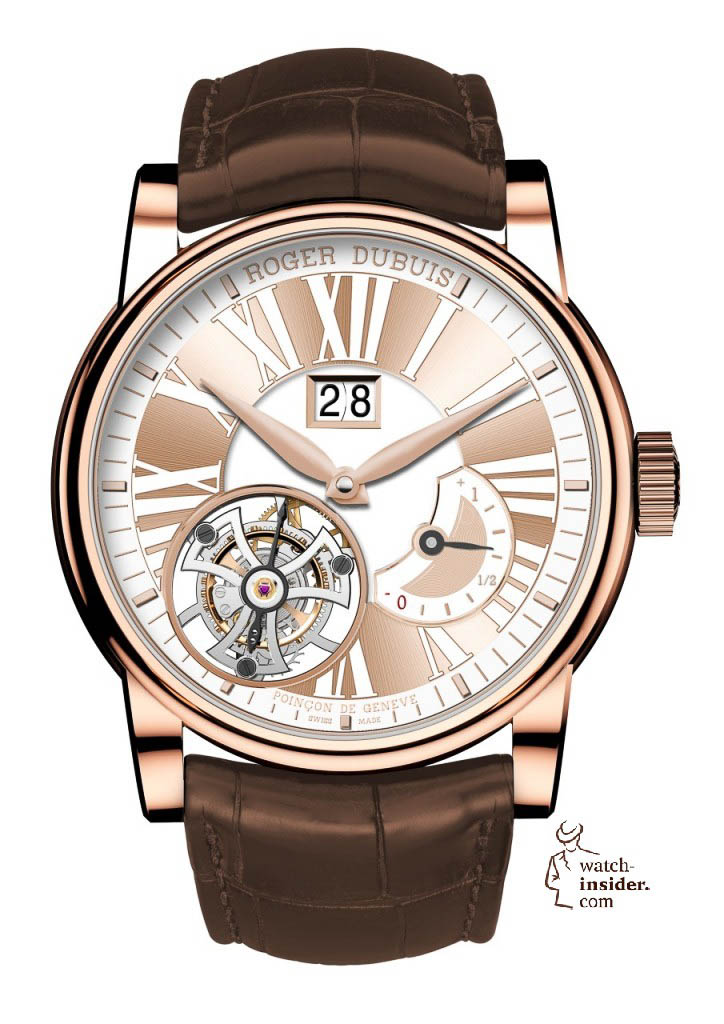 Roger Dubuis Hommage Tribute to Mr Roger Dubuis