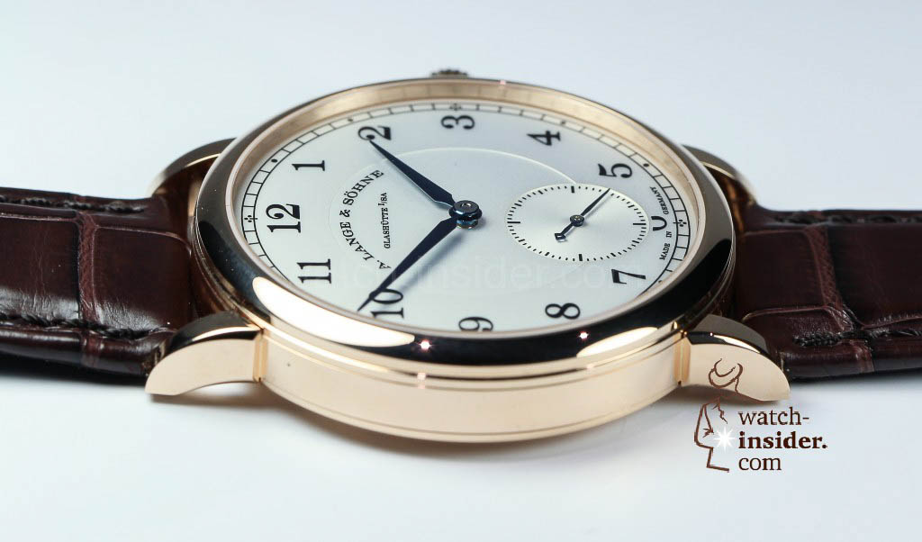 The A. Lange & Söhne 1815 in pink gold