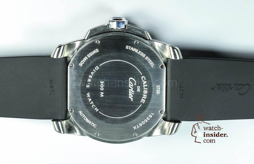 Cartier Calibre de Cartier Diver.