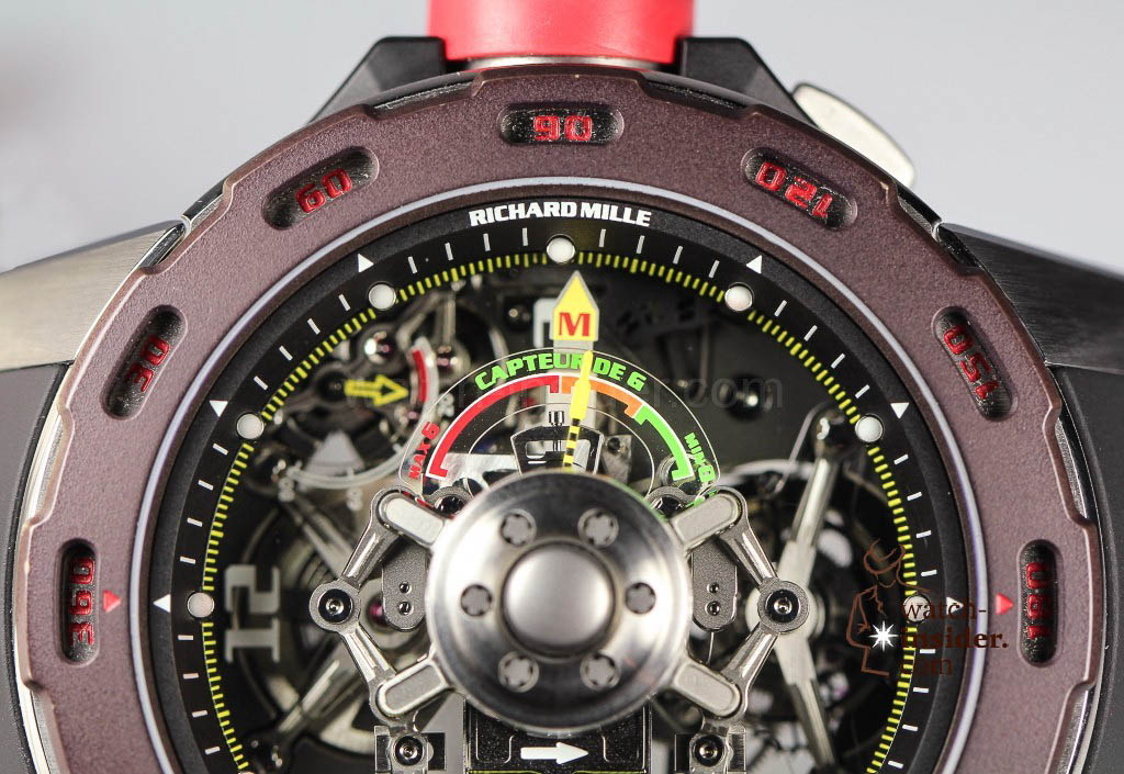 Richard Mille RM 36-01 G-Sensor Tourbillon Sébastien Loeb