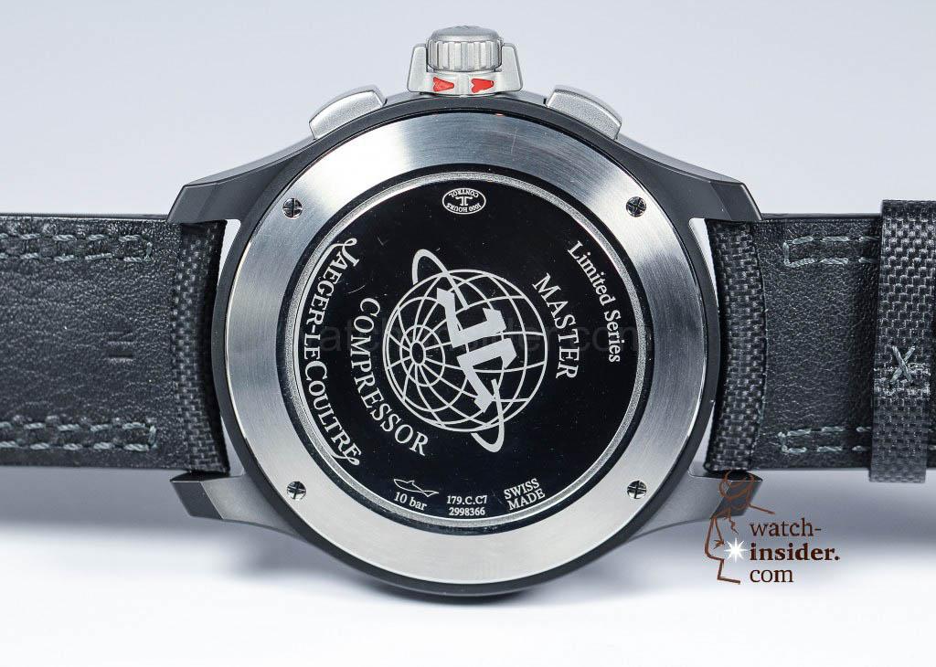 Jaeger-LeCoultre Master Compressor Chronograph Ceramic