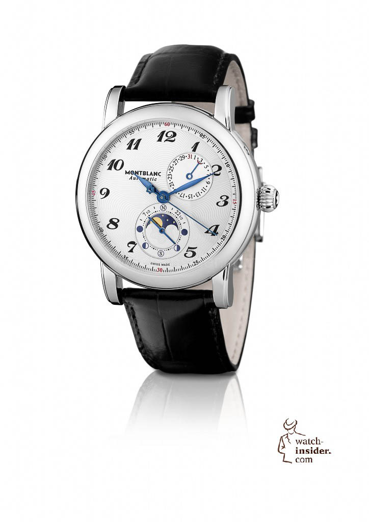 Montblanc Star Twin Moonphase