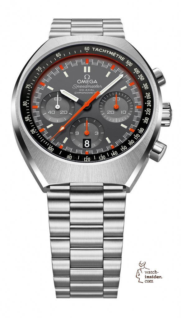 The 2014 Omega Speedmaster Mark II