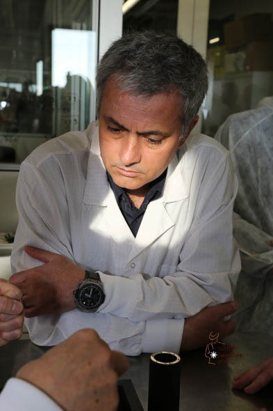 José Mourinho @ Hulot in Nyon