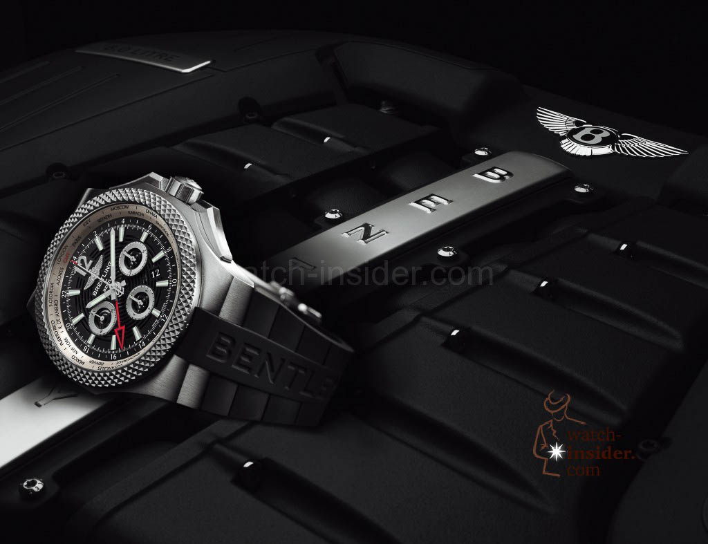 Breitling Bentley GMT Light Body B04