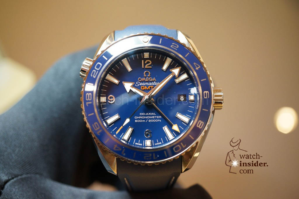 Baselworld 2014: The Omega Novelties