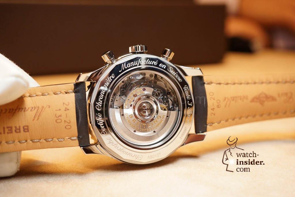 Breitling Navitimer 01 46 mm