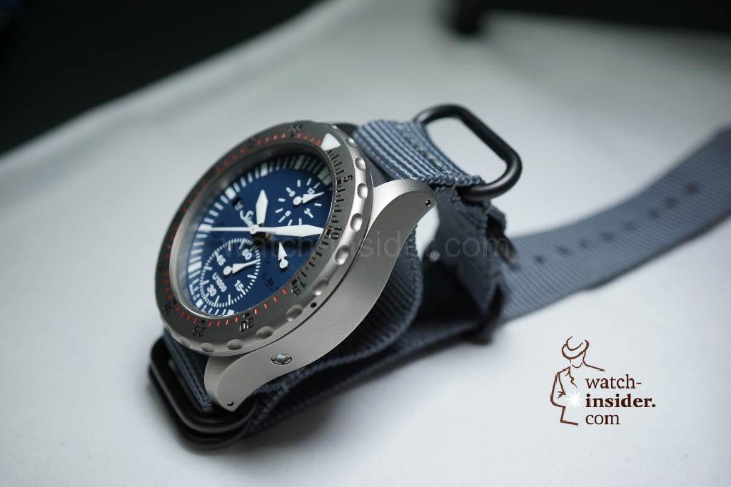 Sinn Diving watch U1000 B (EZM 6)