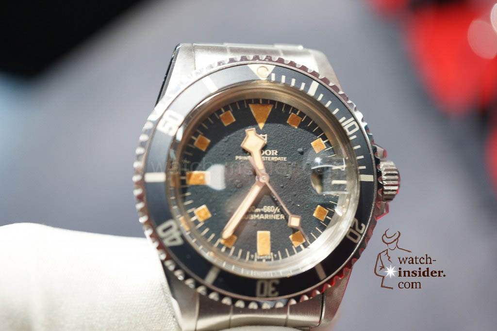 The 1969 Tudor Prince Oysterdate Submariner 7021