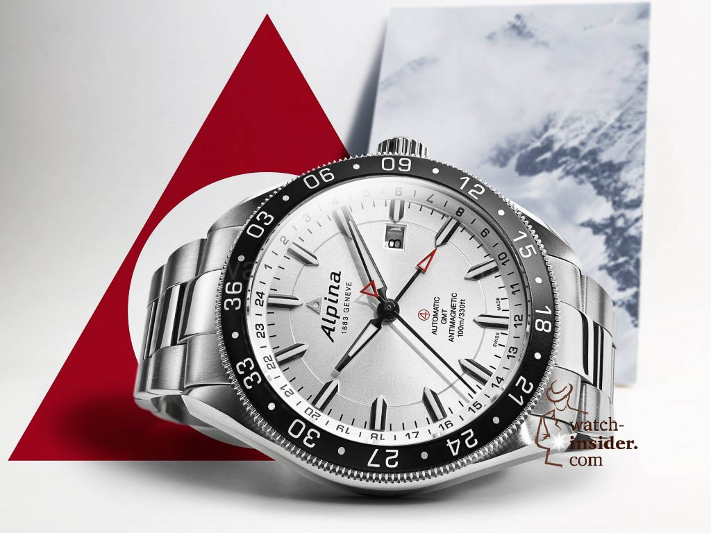 The Alpina Alpiner 4 GMT/24H