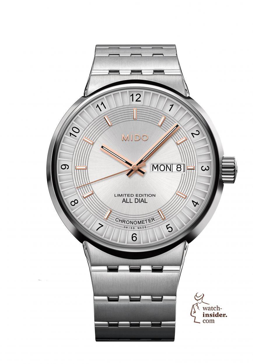 Baselworld 2014: The Mido novelties – Watch-Insider.com