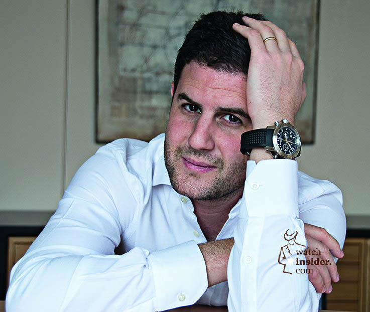 ELIE BERNHEIM TAKES OVER AS HEAD OF RAYMOND WEIL