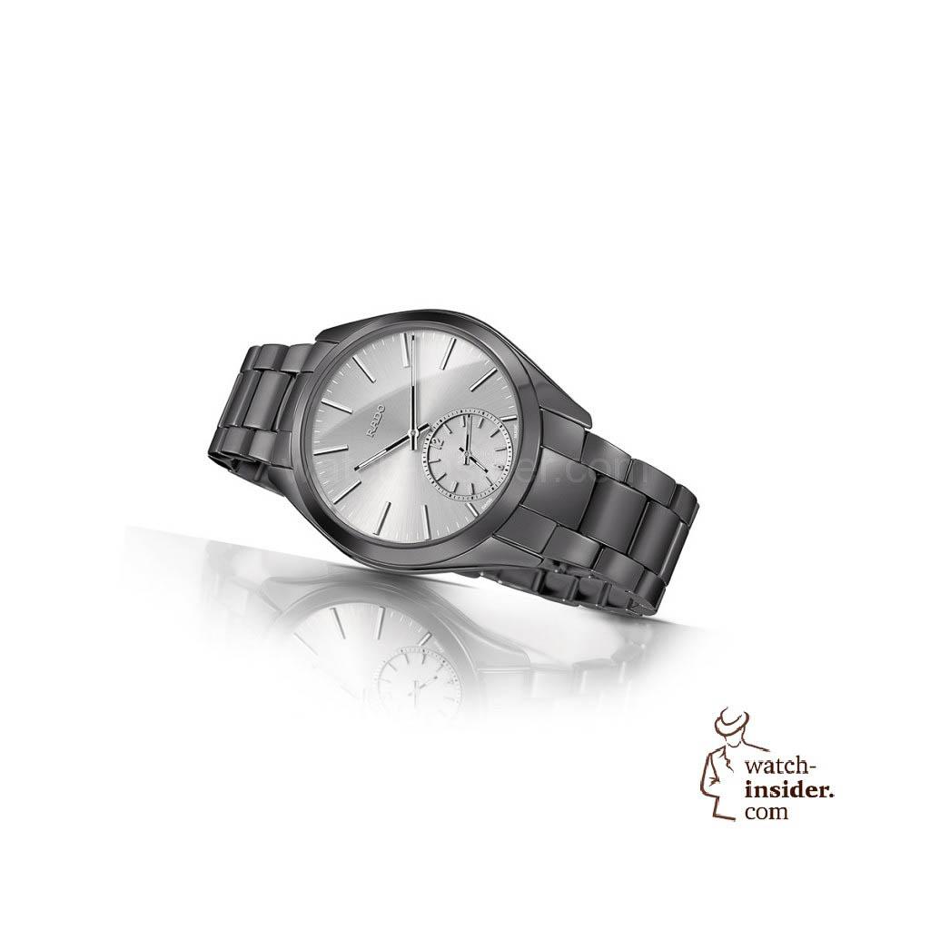 Rado HyperChrome Touch Dual Timer matt grey