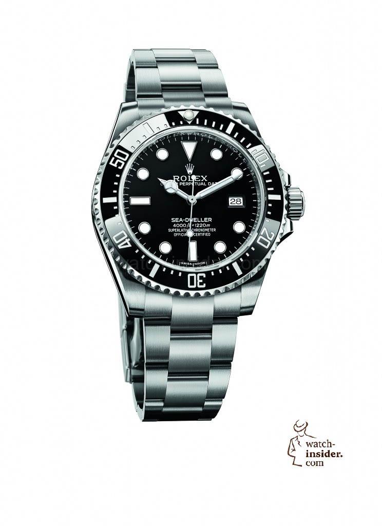 Rolex Sea-Dweller 4000 - 904L Steel