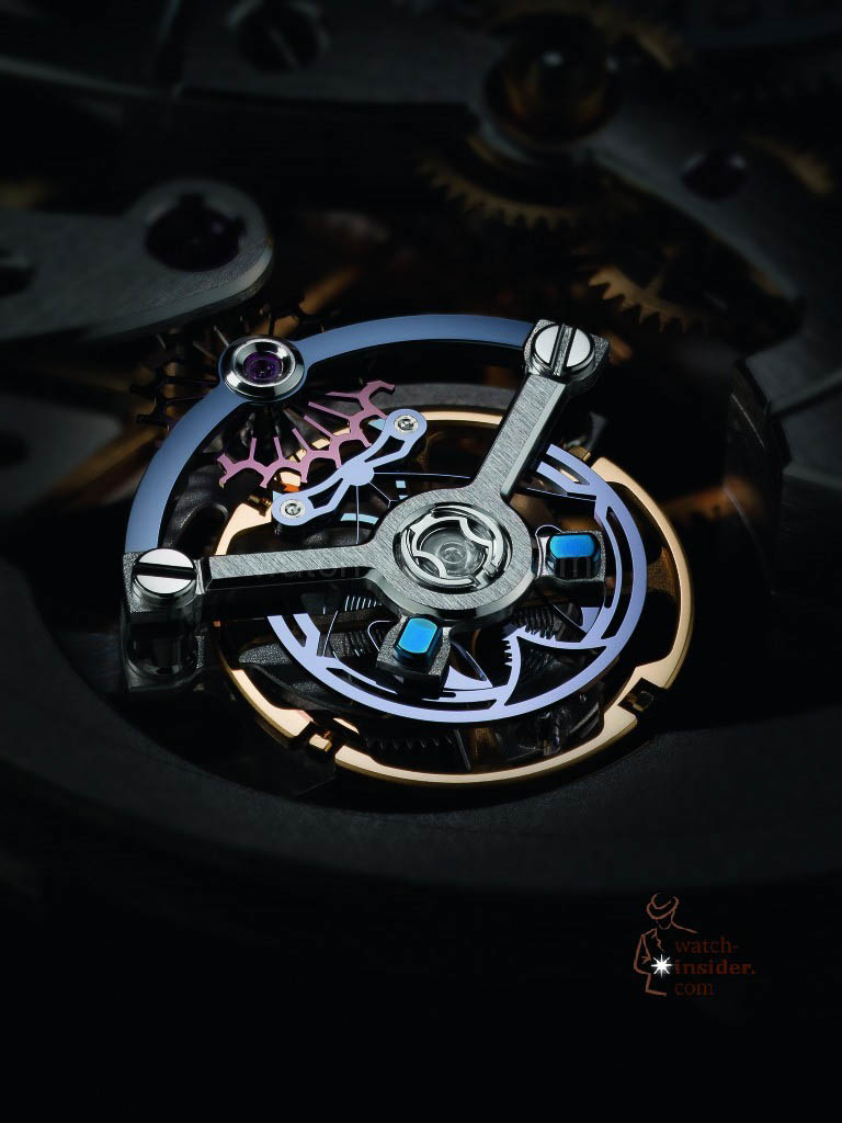 The new Ulysse Anchor Escapement from Ulysse Nardin