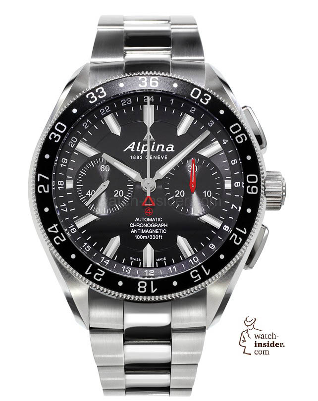 Alpina Genève Alpiner4 Chronograph