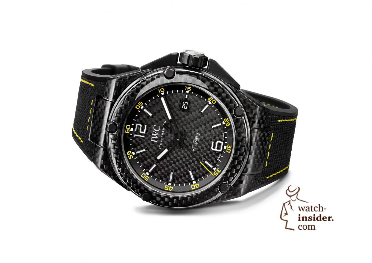 44a2b692631 News from IWC  Two new Ingenieur watches update and complement the ...