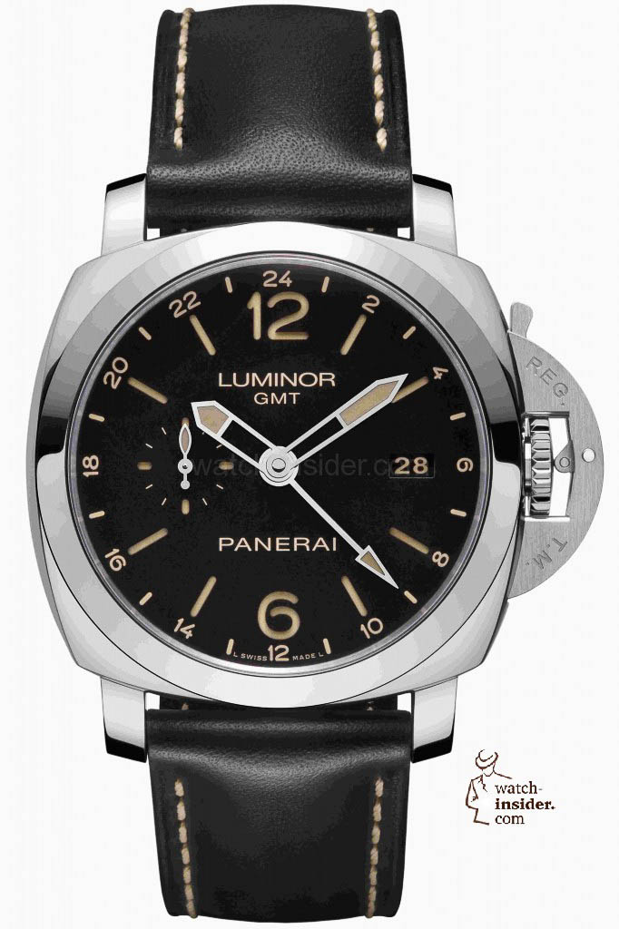 Panerai Luminor 1950 3 Days GMT 24H (PAM531)