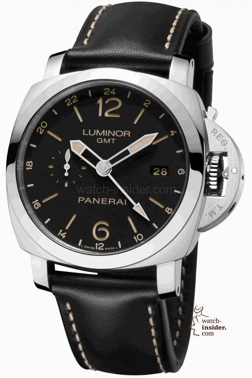 The New Panerai Luminor 1950 3 Days Gmt 24h Pam531