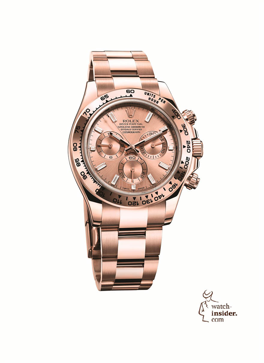 Let me ask you: Is the actual Rolex Oyster Perpetual ...