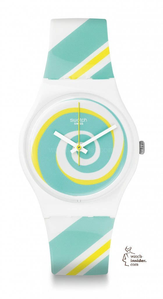 Swatch Peppercane € 40,-.