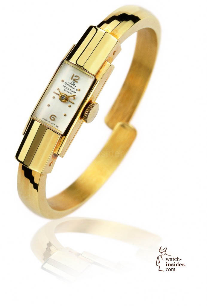 Baume & Mercier Marquise from 1950