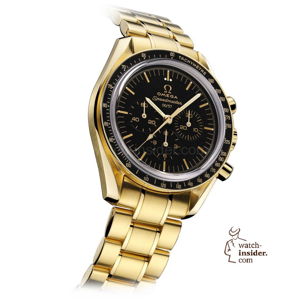 Omega Speedmaster 50th Anniversary from the year 2007