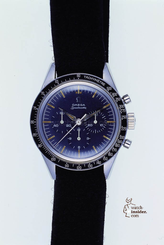 Omega Speedmaster First Omega in space from the year 1962
