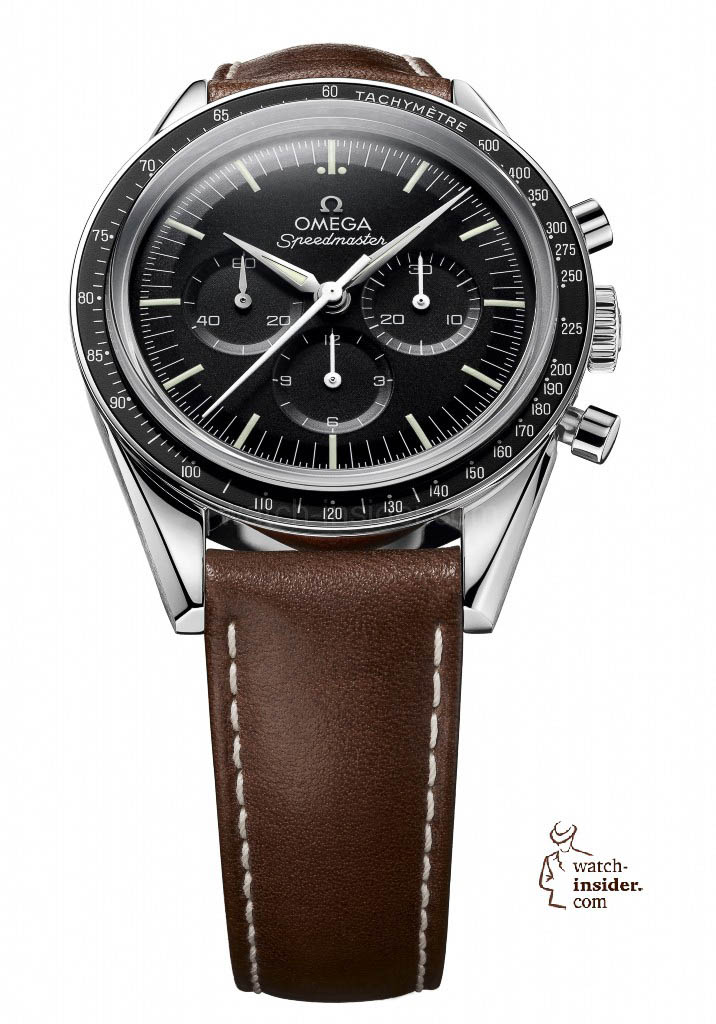 Omega Speedmaster First Omega in space from the year 2012