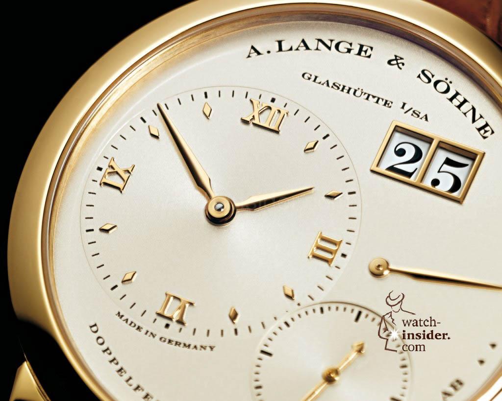 A. Lange & Söhne Grand Lange 1