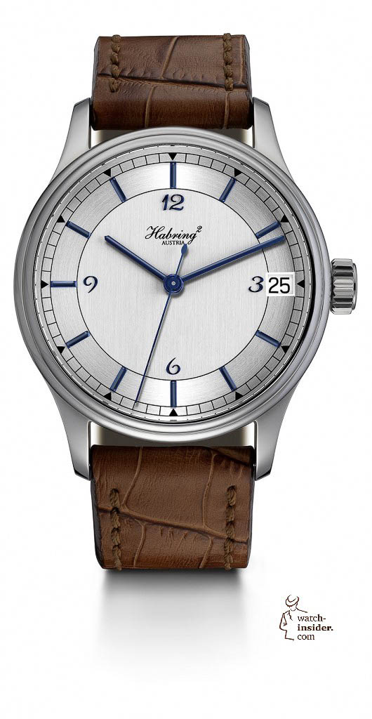 2011 Habring2 jumping hour is now offered also with various complications