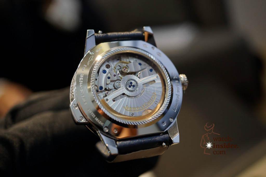 Jaeger-LeCoultre Rendez-Vous Minute Repeater