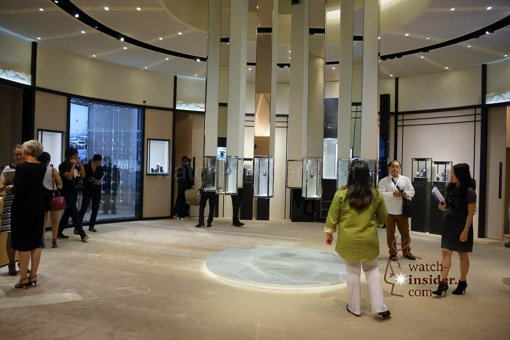 Jaeger-LeCoultre at Watches&Wonders 2014