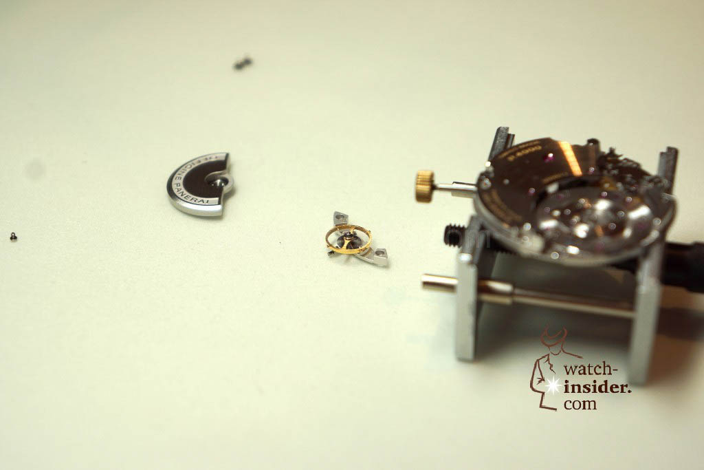 Panerai P.4000 calibre