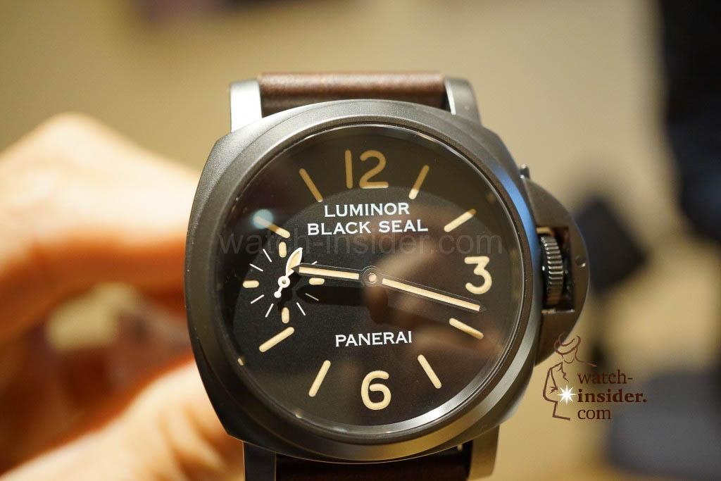Panerai Luminor Black Seal