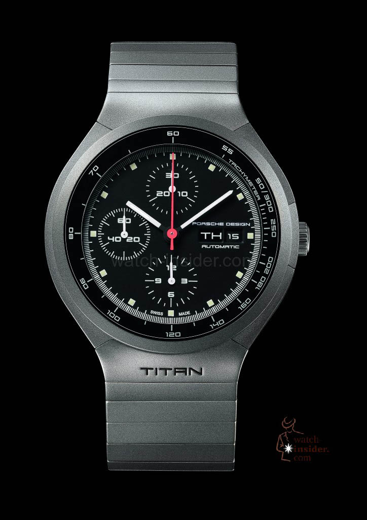 Porsche Design P'6530 Heritage from the Original 6928 done with IWC
