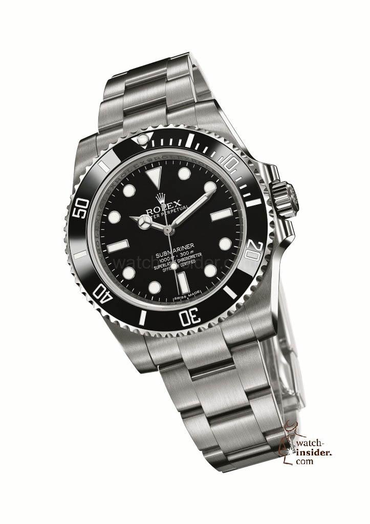Rolex Submariner steel