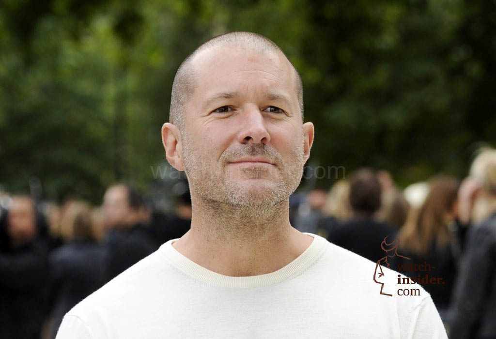 """Jonathan Ive, Apple's design chief, said: """"Switzerland is in trouble"""""""