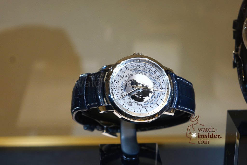 Vacheron Constantin Traditionnelle World Time Collection Excellence Platine
