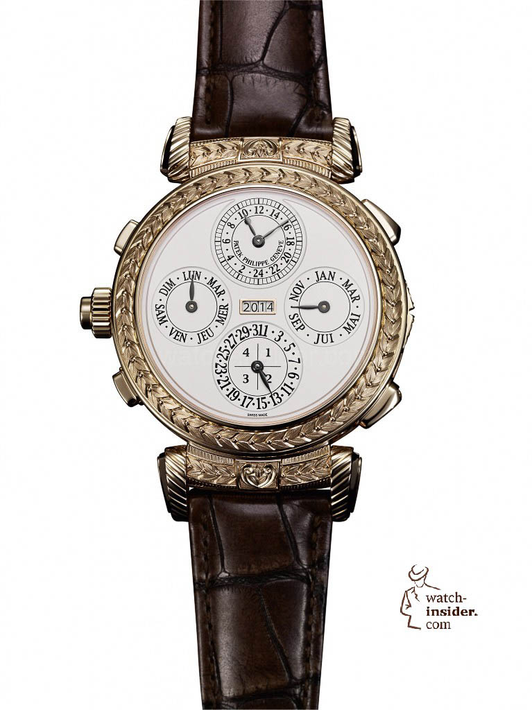 175th anniversary … Patek Philippe officially unveiled its Grandmaster Chime