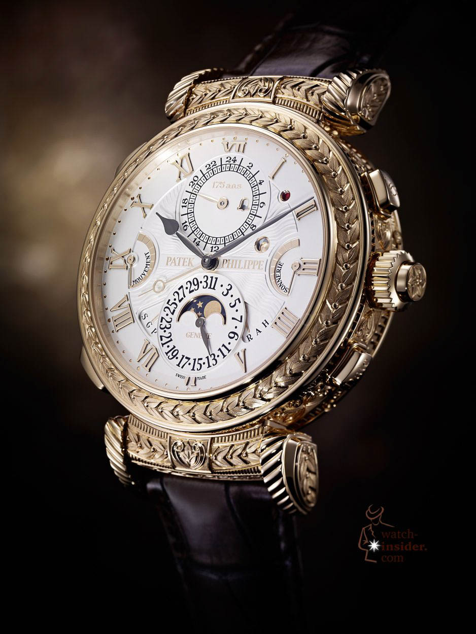 this is my deep insight into the patek philippe grandmaster chime ref 5175 watch. Black Bedroom Furniture Sets. Home Design Ideas
